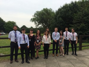 Goodbye to our Maths Interns