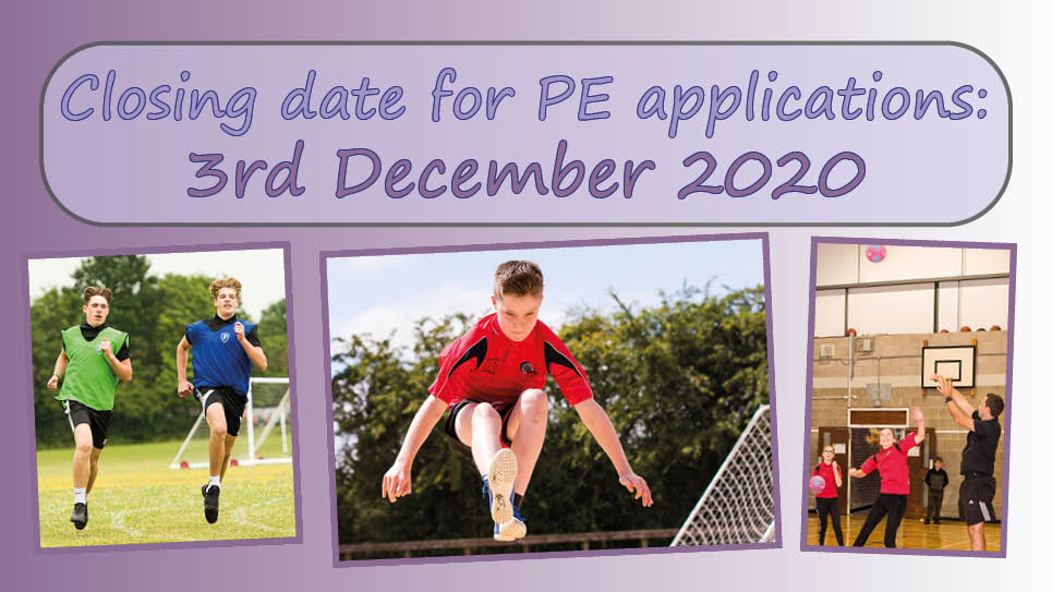 PE Applications Closing Date