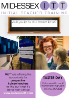 Book your place on a Mid-Essex taster day!